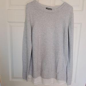 HILARY RADLEY. Long sweater